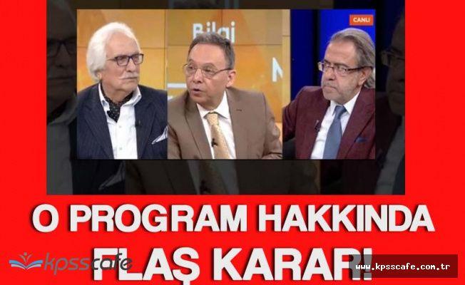RTÜK'ten Atatürk'e Hakaret Edilen Program Hakkında Flaş Karar!
