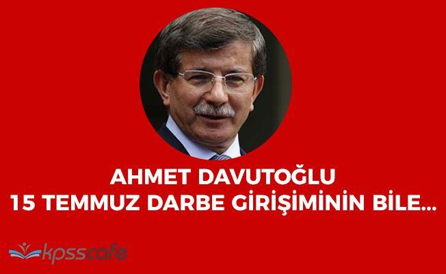 """Davutoğlu: """"Tarihin en kültürel şehirleri Müslümanlara aittir"""""""