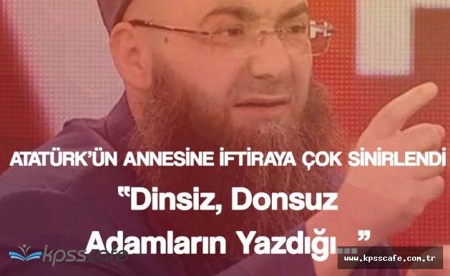 Cübbeli Ahmet'den Atatürk'e Hakaret Eden Akar'a Sert Sözler!