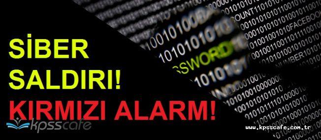 KIRMIZI ALARM! 74 Ülkeye Siber Saldırı Yapılıyor! Hedeflerden Biri de Türkiye