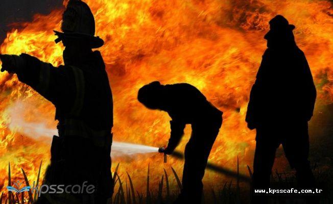 Manisa'nın Korkulu Rüyası Tekrarlandı! Büyük Yangında Duman Tüm Şehri Kapladı