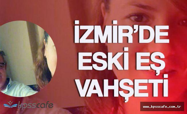 İzmir'de Vahşet ! 26 Yaş Küçük Eşini Çekiçle Öldürdü ve Çıplak Şekilde Sokağa Attı