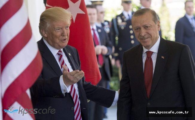 Erdoğan Trump Ortak Basın Toplantısından Önemli Açıklamalar