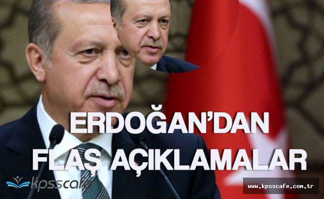 """Cumhurbaşkanı Erdoğan: """" Her Yıl 1 Milyon İstihdam"""""""