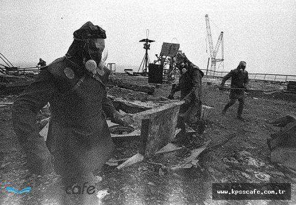 2017 KPSS'deki Çernobil Faciası Sorusu ! İşte Çernbobil'in Detayları