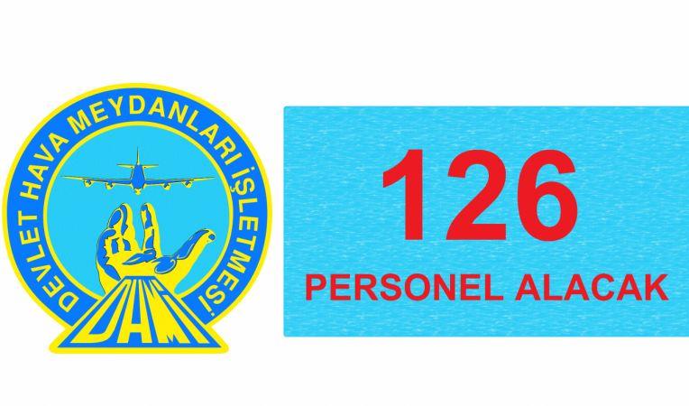 Devlet Hava Meydanları İşletmesi Genel Müdürlüğü KPSS Puanları ile 126 Personel Alımı Yapacak