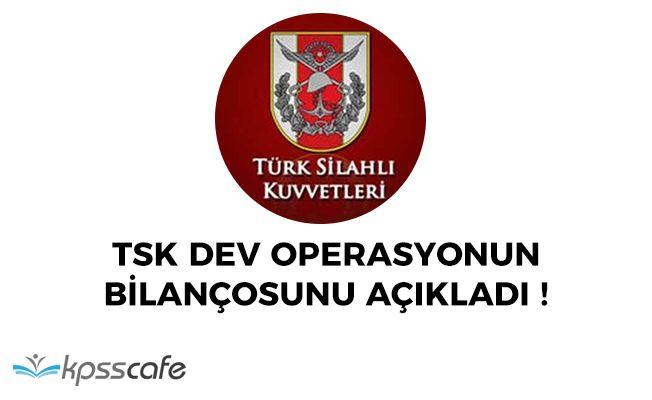 Türk Silahlı Kuvvetleri (TSK) Dev Operasyonu Açıkladı! İşte Detaylar