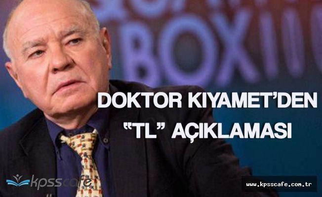 Dünyaca Ünlü Yatırımcı'dan Türk Lirası Açıklaması