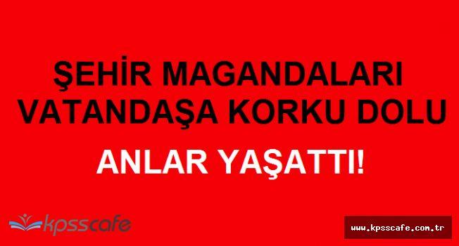 Ankara'da Asker Uğurlamasında Maganda Kurşunu!