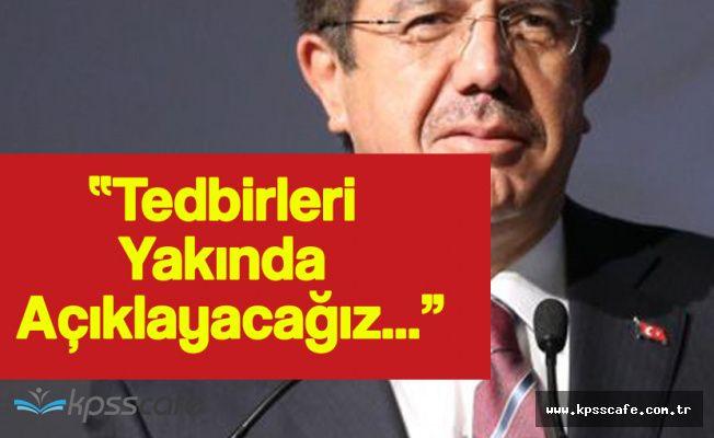 Ekonomi Bakanı Nihat Zeybekçi'den Flaş Açıklamalar