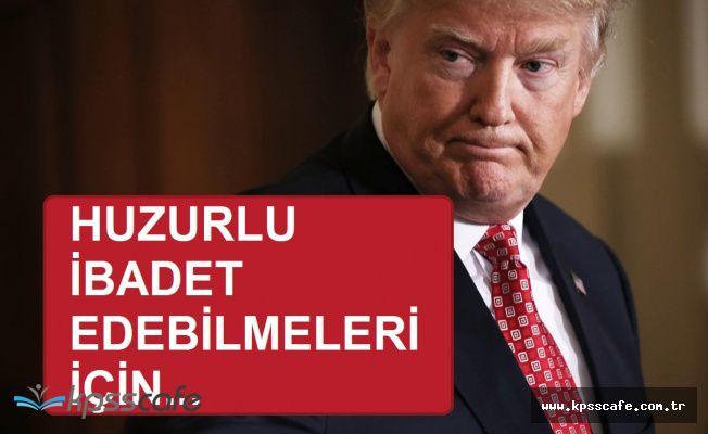 ABD Başkanı Donald Trump'tan Ramazan Mesajı! ''Terörü Benimseyen İdeolojiye Karşı...''