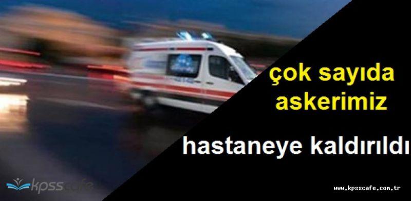 1049 Askerin Besin Zehirlenmesinden Sonra Bir Olay Daha! Manisa'da Çok Sayıda Asker Hastanelik Oldu