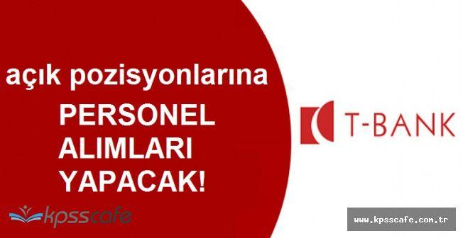 TurklandBank Personel Alımları Yapacak (Online Kolay Başvuru)