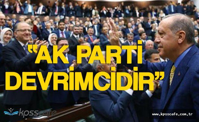 Cumhurbaşkanı Erdoğan 1044 Gün Sonra AK Parti Grup Toplantısında