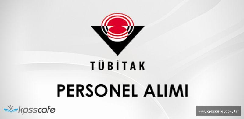Türkiye Bilimsel Ve Teknolojik Araştırma Kurumu Personel Alımları Yapıyor