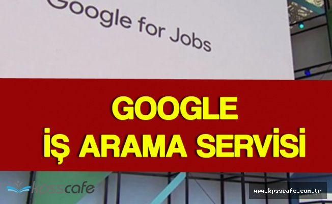 Google İş Bulma Servisi Hayata Geçiyor !