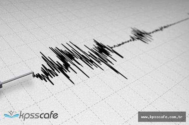 Çanakkale ve Sivas'ta Deprem! Kandilli Açıklamada Bulundu