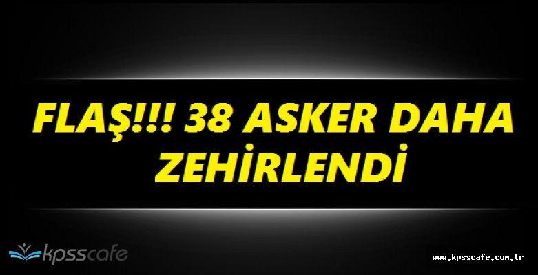Kastamonu'da 38 Asker İftar Yemeğinden Zehirlendi!