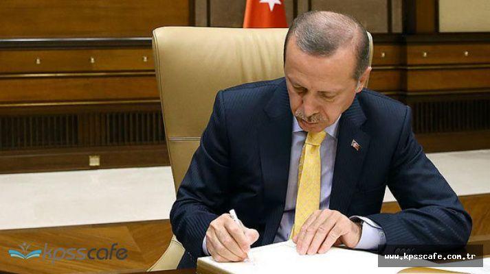 Cumhurbaşkanı Erdoğan'dan Kritik Kanuna Onay! Cumhurbaşkanlığı Açıklaması