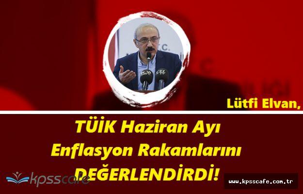 Kalkınma Bakanı'ndan TÜİK Enflasyon Rakamları Hakkında Değerlendirme! ''Beklentilerin Altında''