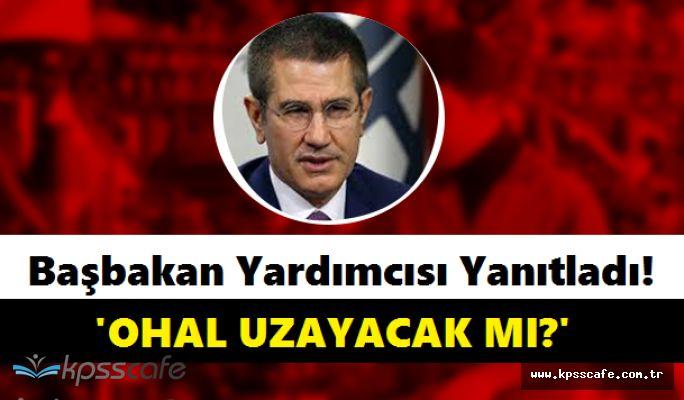 'Türkiye Tehlike Altında' Diyen Başbakan Yardımcısı Yanıtladı! 'OHAL UZAYACAK MI?'