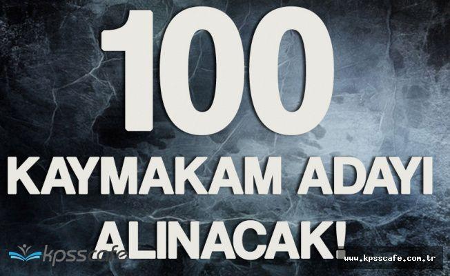 Son Dakika! İçişleri Bakanlığı 100 Kaymakam Adayı Alacak! Başvuru Şartları Açıklandı