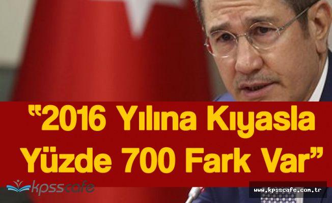"""Başbakan Yardımcısı Canikli : """" 1 Milyon 100 Bin İşsize İş İmkanı Sağlandı"""""""