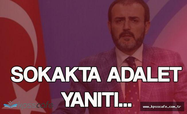 AK Parti Sözcüsünden CHP'ye '15 Temmuz' Göndermesi
