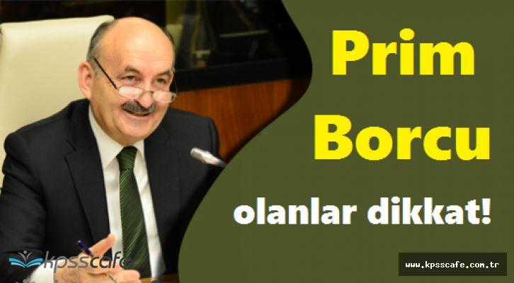 Mehmet Müezzinoğlu Açıkladı! Prim Borcu Olanlara Müjde, GSS'de Büyük Devrim
