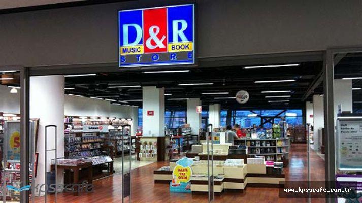 D&R'a Rekabet Kurumu Şoku! İnceleme Başlatılacak