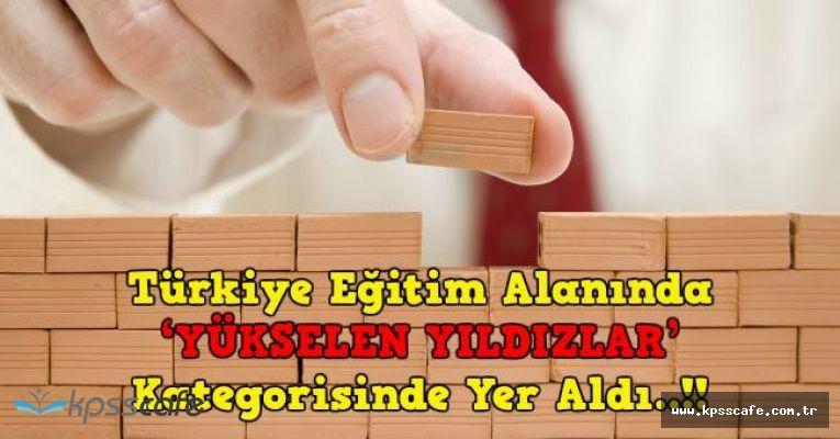 Türkiye'de Eğitimin Kalitesi Sıralaması ve Dünyadaki Kategorisi Açıklandı