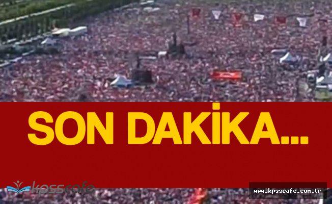 Son Dakika! Adalet Yürüyüşü Final Mitingi - CHP Genel Başkanı İsteklerini Sıraladı!
