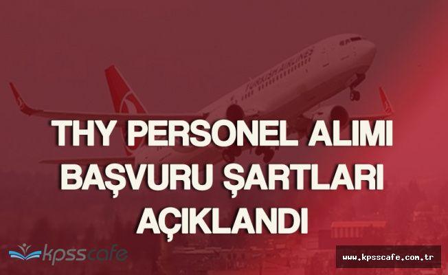 Türk Hava Yolları Tecrübesiz Personel Alımı Yapacak! Başvuru Şartları Açıklandı