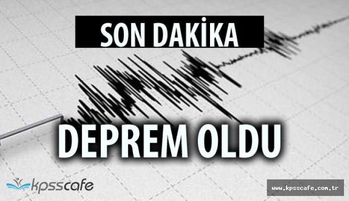 Yeni Zelanda'da Büyük Deprem!