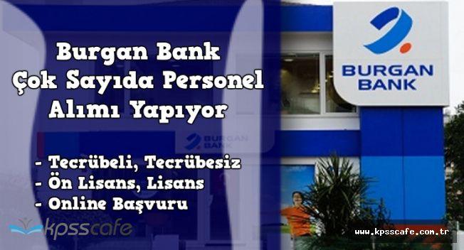 Burgan Bank En Az Ön Lisans Mezunu Çok Sayıda Personel Alıyor
