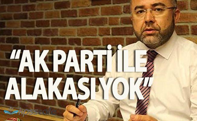 """Hikmet Keskin """"CHP Genel Başkanı'nı Ölümle Tehdit Eden Kadın AK Partili Değil"""""""