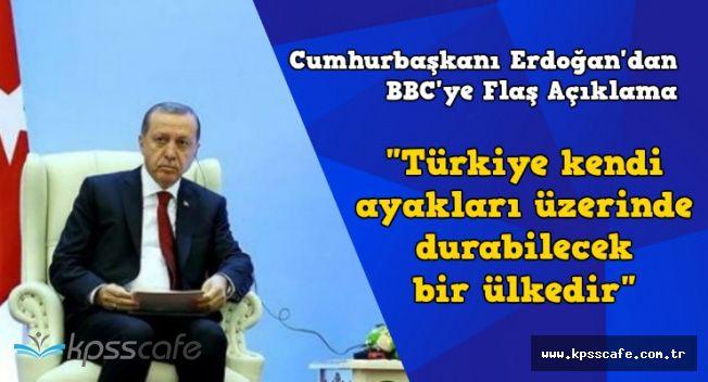 Cumhurbaşkanı Erdoğan'dan Flaş AB Açıklaması: Türklerin Çoğu AB'yi İstemiyor