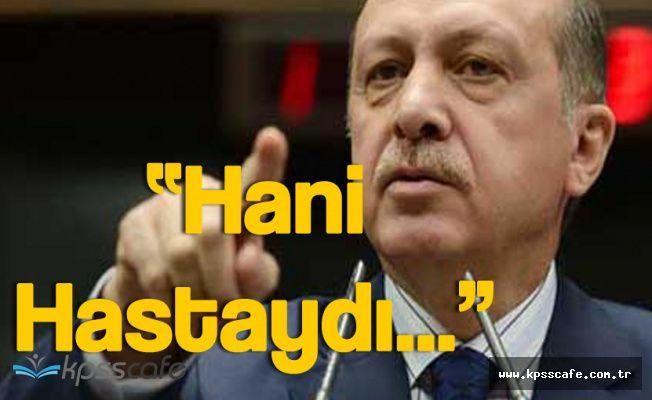 Cumhurbaşkanı Erdoğan Adalet Yürüyüşündeki O Fotoğrafla İlgili Çok Sert Konuştu