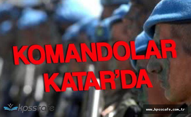 Türk Komandoları Katar'da (Yeni Sevkiyat 16 Temmuz'da)