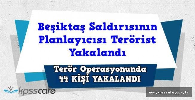 Vasip Şahin Açıkladı: Beşiktaş Saldırısını Planlayan Terörist Yakalandı