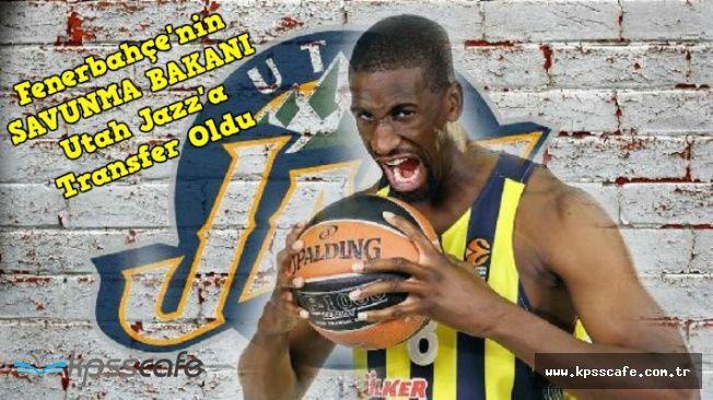 Fenerbahçe'nin Savunma Bakanı Udoh NBA'ya Transfer Oldu