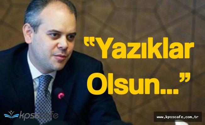 Gençlik ve Spor Bakanı'ndan Kılıçdaroğluna Sitem 'Yazıklar Olsun'