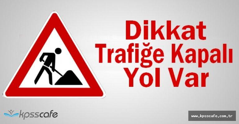 15 Temmuz 2017'de İstanbul'da Trafiğe Kapatılacak Yollar Açıklandı