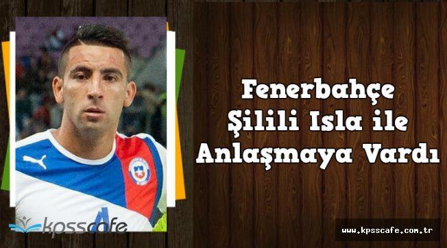Fenerbahçe'nin Transfer Ettiği Mauricio Isla Kimdir, Kaç Yaşındadır?