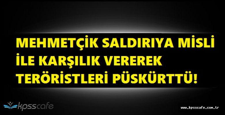 Tunceli'de Karakola Terör Saldırısı!