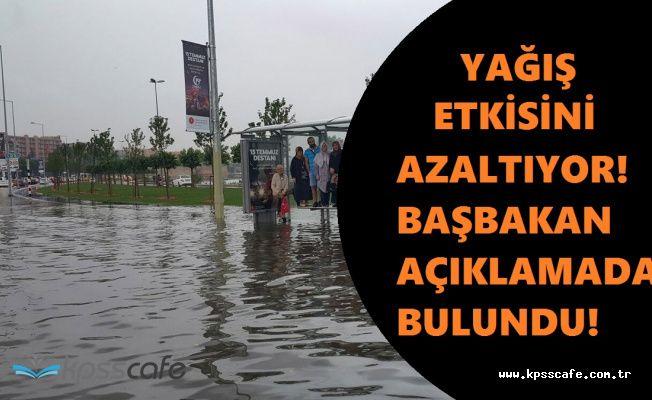 İstanbullulara Müjde Meteoroloji'den Geldi! Yağış Etkisini Azaltıyor!