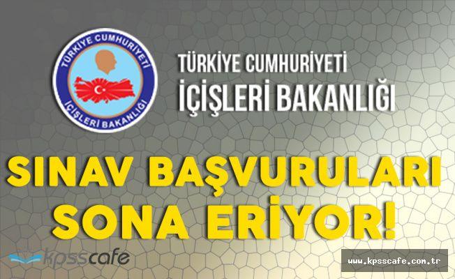 100 Memur Alımı (Kaymakam Adayı KPSS-A) Sınav Başvuruları İçin Son Günler!