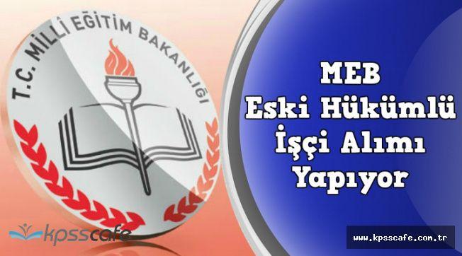 Ankara Milli Eğitim Müdürlüğü İşçi Alımı Yapıyor