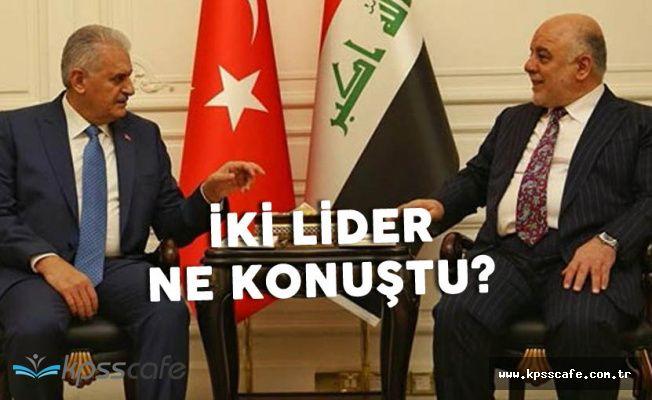 """Irak Başbakanı :"""" Türkiye ile İşbirliğine Hazırız"""""""