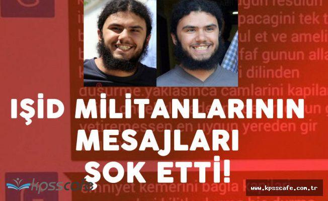 Saldırıya Hazırlanan IŞİD Militanlarının Mesajları Şok Etti ! 'Bugün Hürilerle Zifaf Günün'